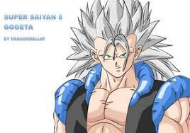 gogeta super saiyan 12
