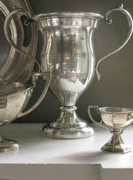 silver objects