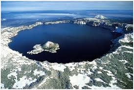 crater lake photos