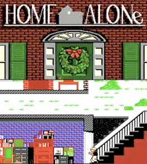 home alone video games