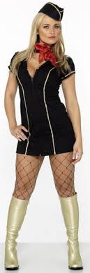 air hostess fancy dress outfit