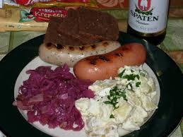 german food and drink