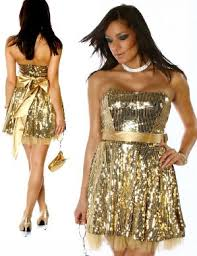 gold sequin vest