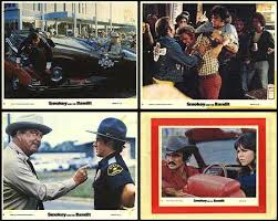 smokey and the bandit posters