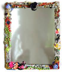 jeweled mirror