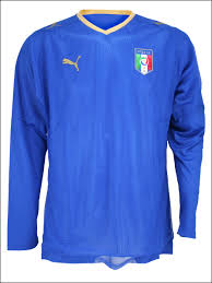 italia home jersey