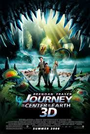journey to the center of the earth movie poster