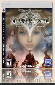 kingdom hearts iii ps2