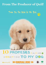 10 promise to my dog