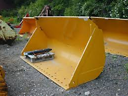 front end loader buckets