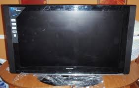 floor model television