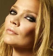 model eye makeup