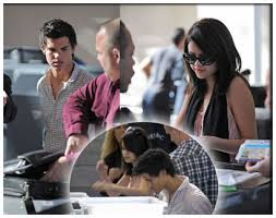 is taylor lautner dating