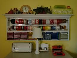 my scrapbooking room