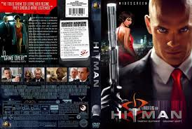 hitmen dvd