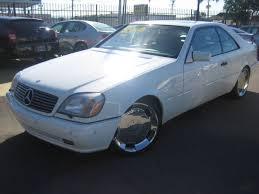 1999 mercedes benz cl500
