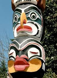 pacific northwest totem pole