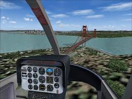 flight simulation 2004