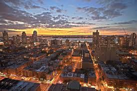 new york skyline photographs