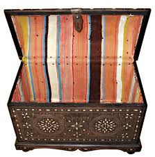 moroccan chests