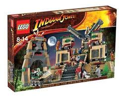 lego indiana jones toys