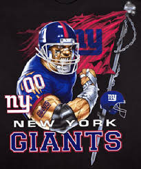 new york giants footballs