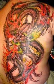 dragon tattoos pics