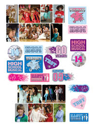 high school musical borders