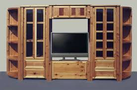 custom entertainment center