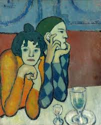 picasso saltimbanques