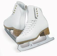 ice skating boot