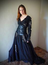 bellatrix lestrange dress