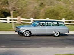 chevy nova wagons