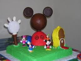 mickey mouse cake decoration