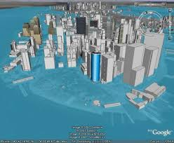 rising sea levels due to global warming