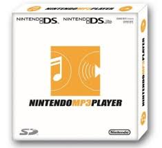 nintendo mp3 player ds