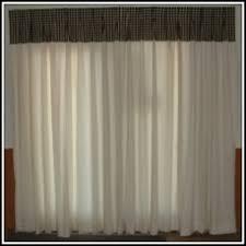 patio doors curtains