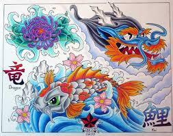 japanese flash art