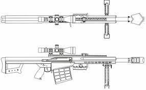 100 cal rifle