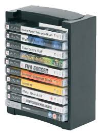 storage for games