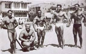 muscle beach boys
