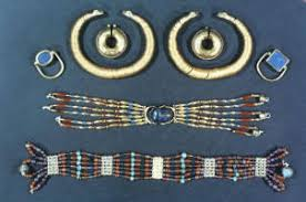 ancient egyptians jewellery