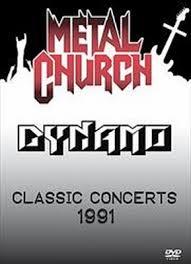 metal church dvd