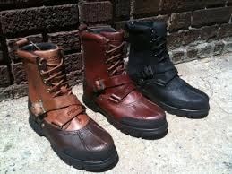 ralph lauren duck boots
