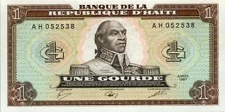 gourde haiti
