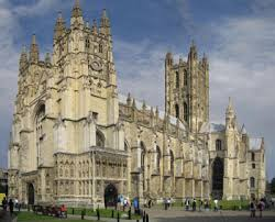 canterbury cathedrals