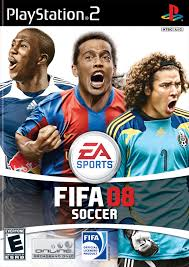fifa 08 for playstation 2