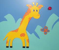 giraffe kids