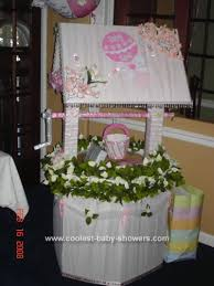 baby shower wishing well
