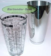 shaker glasses